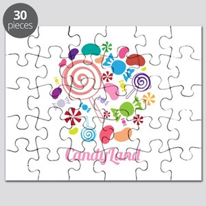 Candy Land Puzzle