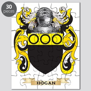 951cc26e8d4 Hogan Coat of Arms (Family Crest) Puzzle