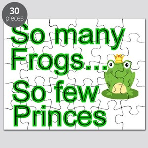 So many Frogs Puzzle
