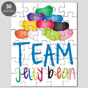 Team Jelly Bean Puzzle