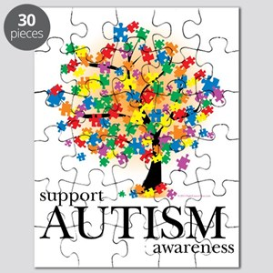 Autisms Hidden Gifts >> Autism Tree Gifts Cafepress