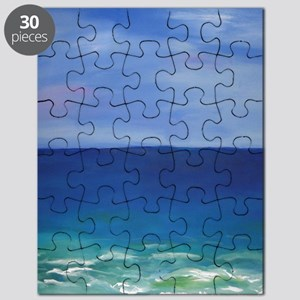 Beautiful Beach Puzzle