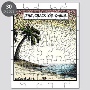 The crack of Dawn Puzzle
