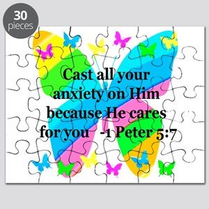Peter Quote Puzzles - CafePress