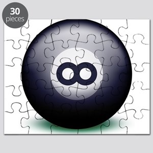 Infinity Eight Ball Puzzle