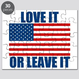 Love it or Leave it Puzzle