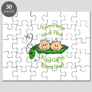TWO GIFTS FROM GOD Puzzle