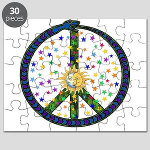 Tannenbaum Puzzle.Winter Solstice Puzzles Cafepress
