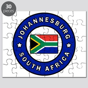 Johannesburg South Africa Puzzle