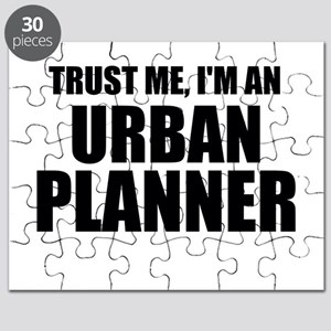 Trust Me, I'm An Urban Planner Puzzle