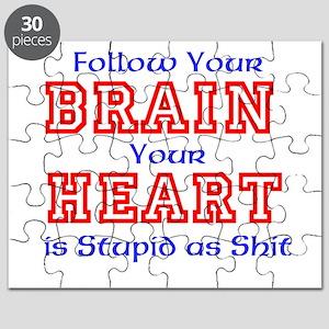 Shit Brain Puzzles - CafePress