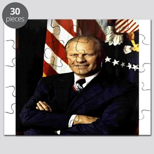 President Gerald Ford Puzzle