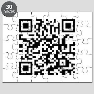 Qr Code Puzzles - CafePress