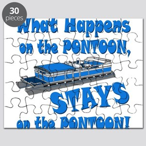On The Pontoon Puzzle