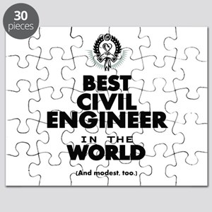 The Best in the World – Civil Engineer Puzzle
