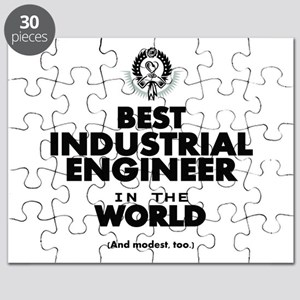 The Best in the World – Industrial Engineer Puzzle