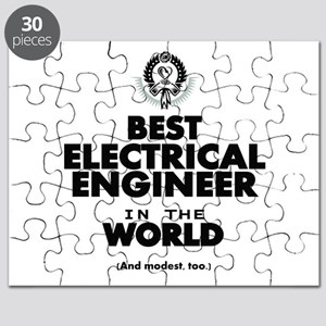 The Best in the World – Electrical Engineer Puzzle