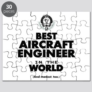 Best Aircraft Engineer in the World Puzzle