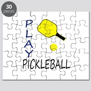 Play pickleball Puzzle