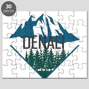 Denali National Park And Preserve Puzzles - CafePress