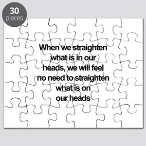 African American quote Puzzle