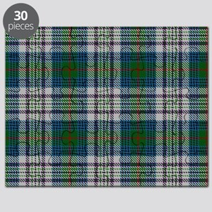 Kennedy Dress Tartan Plaid Puzzle