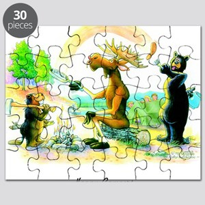 Happy Campers Puzzle