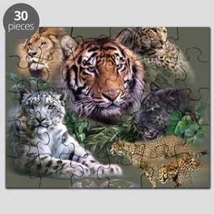ip001528catsbig cats3333 Puzzle
