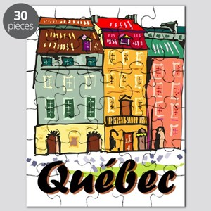 Quebec City Puzzle