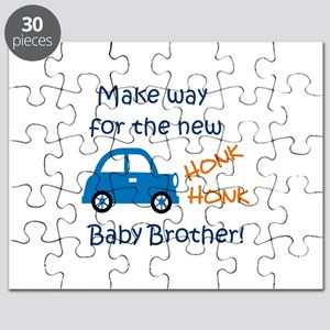 NEW BABY BROTHER Puzzle