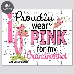 - Pink for My Grandmother Puzzle