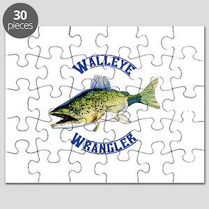 Walleye Puzzles - CafePress