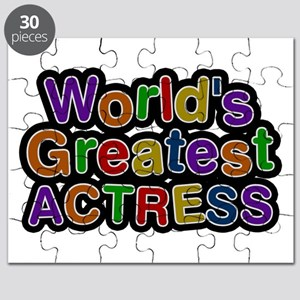 World's Greatest ACTRESS Puzzle