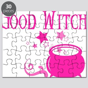 Good Witch Puzzles - CafePress