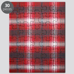 Plaid Pattern Puzzle