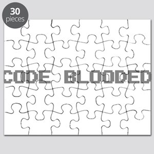 Code Blooded Puzzle