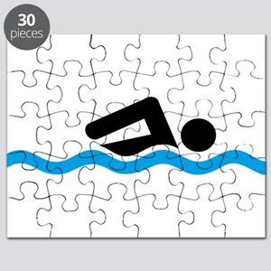 swimming Puzzle