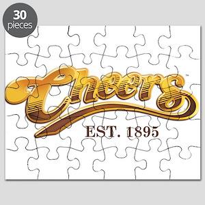 Cheers Est. 1895 Puzzle