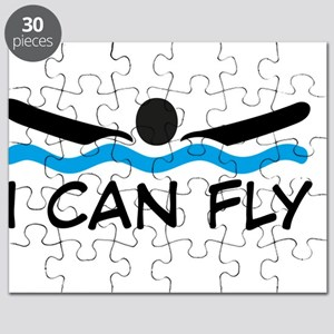 I can fly Puzzle