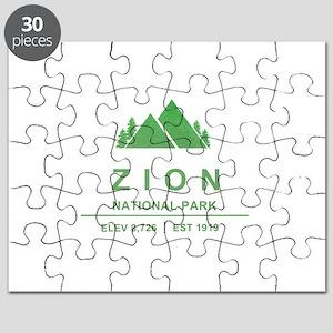 Zion National Park, Utah Puzzle
