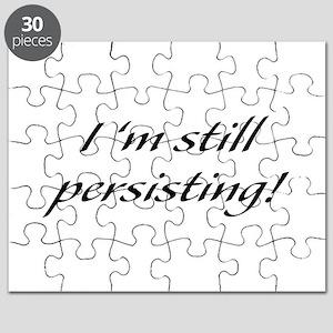 I'm Still Persisting Puzzle