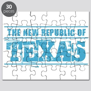 Texas - New Republic Puzzle