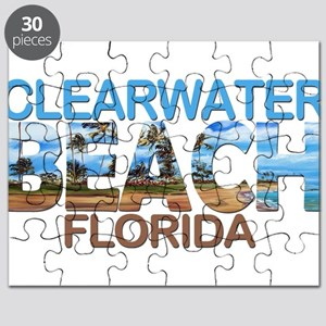 Summer clearwater- florida Puzzle