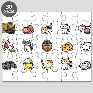 Neko Atsume Puzzle