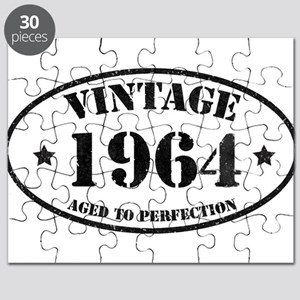 Vintage Aged to Perfection 50 Puzzle