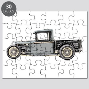 1932 Ford Puzzle