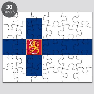 State Flag of Finland Puzzle