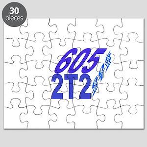 605/2t2 cube Puzzle