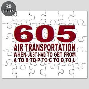 605 air trans Puzzle