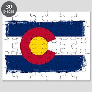Colorado state flag rough edges Puzzle